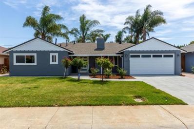1687 Roll Street, Santa Clara, CA 95050 - MLS#: 52154718