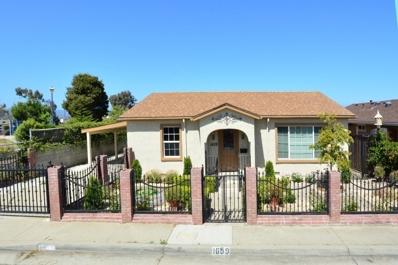 1659 Luxton Street, Seaside, CA 93955 - MLS#: 52154798