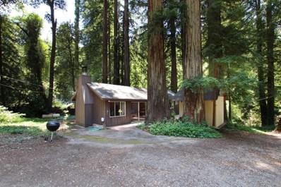 142 Nellie Lane, Boulder Creek, CA 95006 - MLS#: 52154819