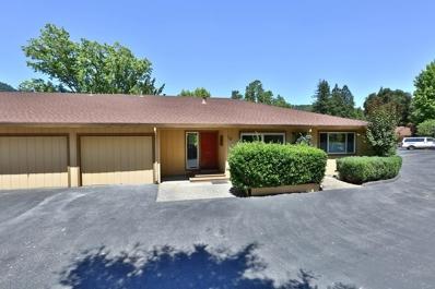 175 E Hilton Drive, Boulder Creek, CA 95006 - MLS#: 52155374