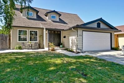 196 Wyandotte Drive, San Jose, CA 95123 - MLS#: 52155457