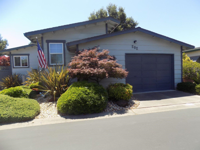 202 Leisure Drive UNIT 202, Morgan Hill, CA 95037 - MLS#: 52155562