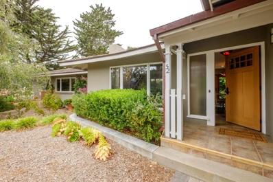 52 Alta Mesa Circle, Monterey, CA 93940 - MLS#: 52155726