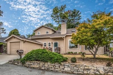 54 Via Ventura, Monterey, CA 93940 - MLS#: 52155739