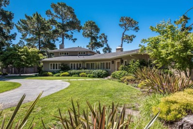 1412 Cantera Court, Pebble Beach, CA 93953 - MLS#: 52156127