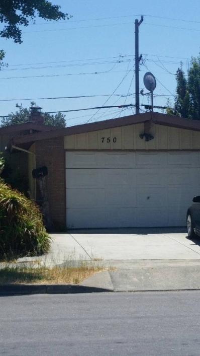 750 Lakebird Drive, Sunnyvale, CA 94089 - MLS#: 52156234