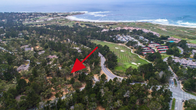 1020 Majella Road, Pebble Beach, CA 93953 - MLS#: 52156260