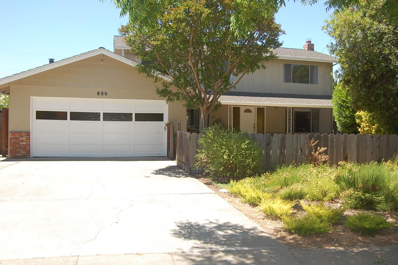 880 Willard Court, Gilroy, CA 95020 - MLS#: 52156365