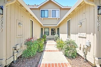 361 Creekview Drive, Morgan Hill, CA 95037 - MLS#: 52156418