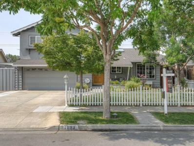 1893 Orange Grove Drive, San Jose, CA 95124 - MLS#: 52156693