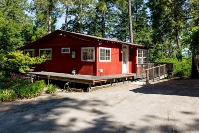 6 Pine Lane, Mount Hermon, CA 95041 - MLS#: 52156882