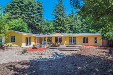 15735 Forest Hill Drive, Boulder Creek, CA 95006 - MLS#: 52157293