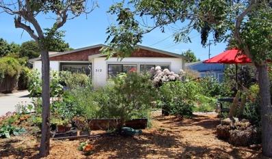 512 National Street, Santa Cruz, CA 95060 - MLS#: 52157510