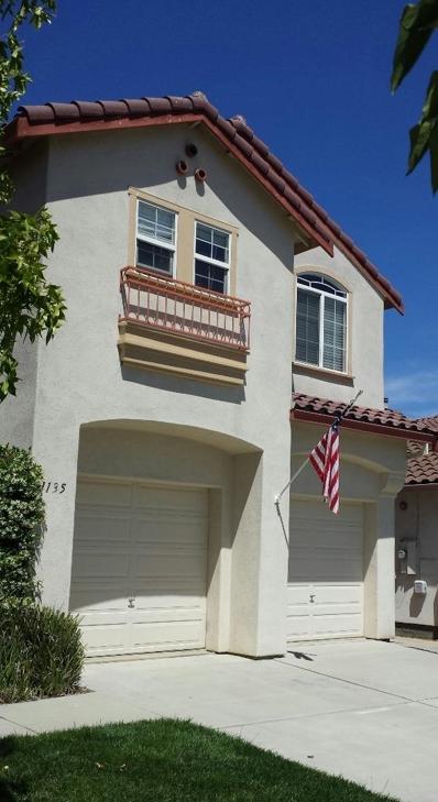 1135 Cobblestone Street, Salinas, CA 93905 - MLS#: 52158121