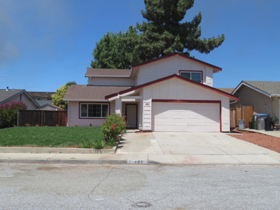 491 Fontanelle Court, San Jose, CA 95111 - MLS#: 52158245