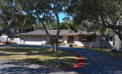1100 Presidio Road, Pebble Beach, CA 93953 - MLS#: 52158439