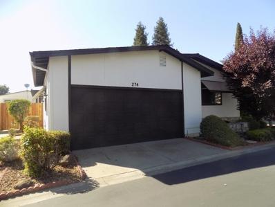 274 Cherry Court UNIT 274, Morgan Hill, CA 95037 - MLS#: 52158470