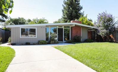 642 Flannery Street, Santa Clara, CA 95051 - MLS#: 52158710