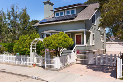 313 Berkeley Way, Santa Cruz, CA 95062 - MLS#: 52159190