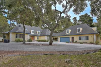 1047 Lost Barranca Road, Pebble Beach, CA 93953 - MLS#: 52159243