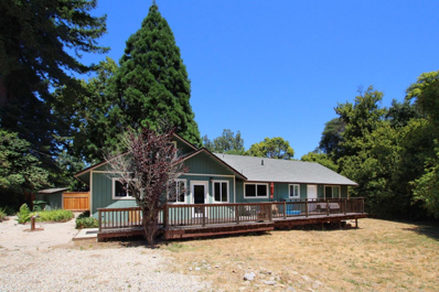 300 Woodland Drive, Ben Lomond, CA 95005 - MLS#: 52159532