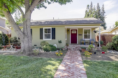 1393 Spencer Avenue, San Jose, CA 95125 - MLS#: 52159760