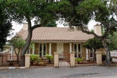 181 San Bernabe Drive, Monterey, CA 93940 - MLS#: 52160146