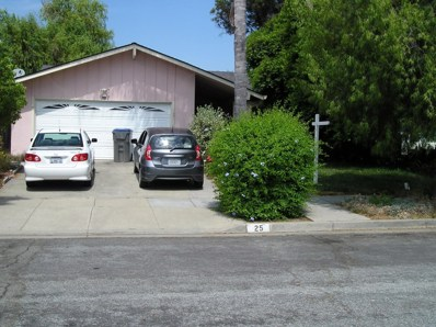 25 Gosford Court, San Jose, CA 95139 - MLS#: 52160378
