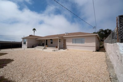 1487 Kimball Avenue, Seaside, CA 93955 - MLS#: 52160494