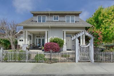 509 Forbes Street, Santa Cruz, CA 95062 - MLS#: 52160636