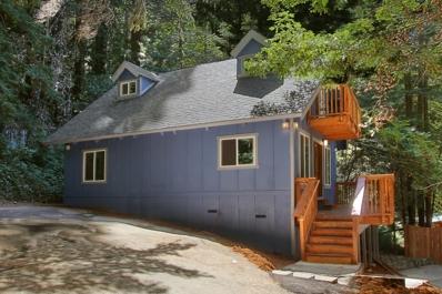 490 Brier Drive, Boulder Creek, CA 95006 - MLS#: 52160754