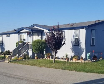 800 Dolan Road UNIT 11, Moss Landing, CA 95039 - MLS#: 52160887