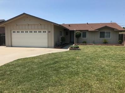 19 Chalon Circle, Salinas, CA 93901 - MLS#: 52161036