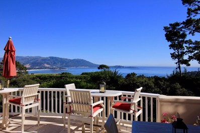 1465 Oleada Road, Pebble Beach, CA 93953 - MLS#: 52161356