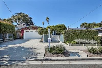 322 Plateau Avenue, Santa Cruz, CA 95060 - MLS#: 52161414