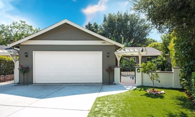 240 Highland Oaks Drive, Los Gatos, CA 95032 - MLS#: 52161459