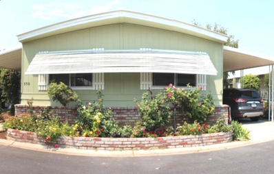 550 Mt Home Drive UNIT 550, San Jose, CA 95136 - MLS#: 52161478
