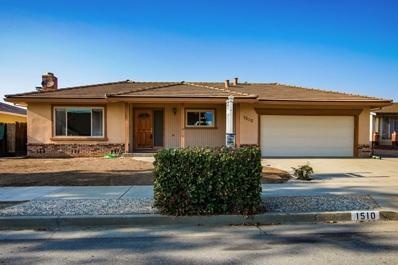 1510 Alta Vista Drive, Hollister, CA 95023 - MLS#: 52161621