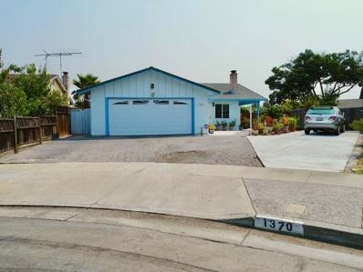 1370 Carterwood Place, San Jose, CA 95121 - MLS#: 52161966