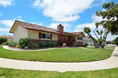 107 Columbine Drive, Salinas, CA 93906 - MLS#: 52162064