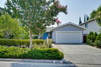 2834 Ronco Drive, San Jose, CA 95132 - MLS#: 52162065