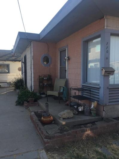 770 Holly Street, Salinas, CA 93905 - MLS#: 52162174