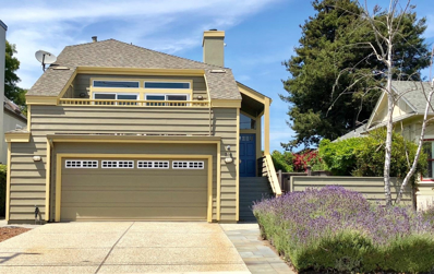 218 Plateau Avenue, Santa Cruz, CA 95060 - MLS#: 52162211