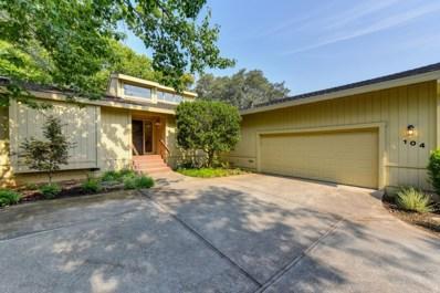 104 Winding Canyon Lane, Folsom, CA 95630 - MLS#: 52162388