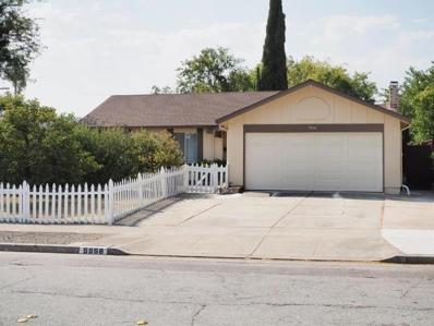5956 Palm Springs Circle, San Jose, CA 95123 - MLS#: 52162632