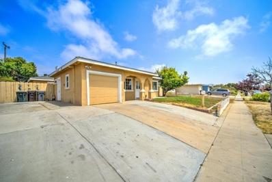 445 Cabrillo Avenue, Salinas, CA 93906 - MLS#: 52162824