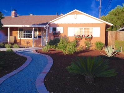1739 Eberhard Street, Santa Clara, CA 95050 - MLS#: 52162885