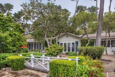 3961 Ronda Road, Pebble Beach, CA 93953 - MLS#: 52163203