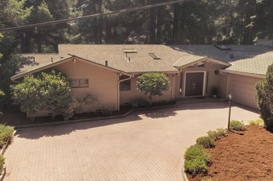 261 W Hilton Drive, Boulder Creek, CA 95006 - MLS#: 52163352