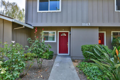 1143 Reed Avenue UNIT B, Sunnyvale, CA 94086 - MLS#: 52163525